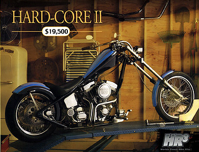 hardcore chopper kit